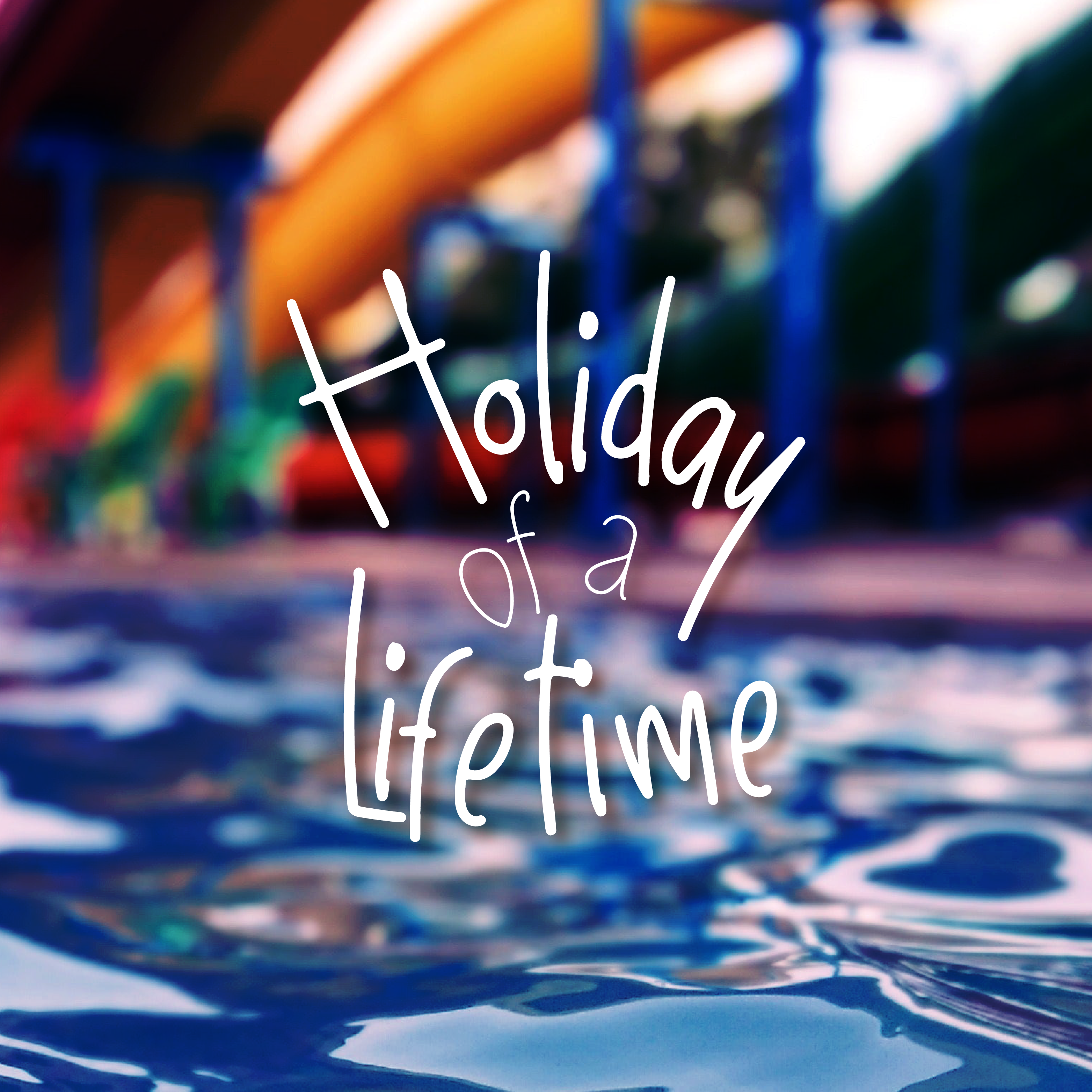 Holiday of a lifetime!